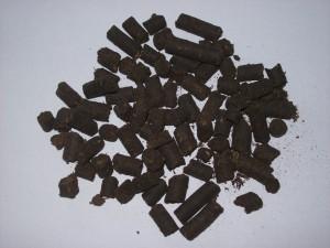 Bio-organic NPK Pellets